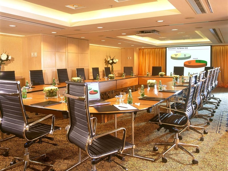 regal kowloon hotel board meering room
