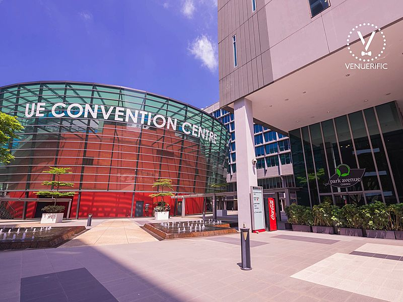 ue convention building