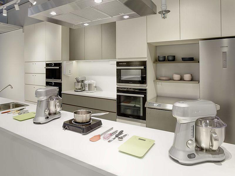 cooking studio include baking tools