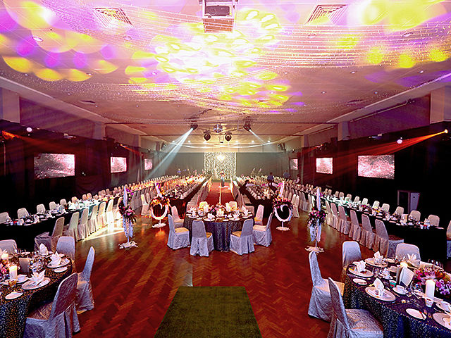 annual celebration's event at keppel club's ballroom