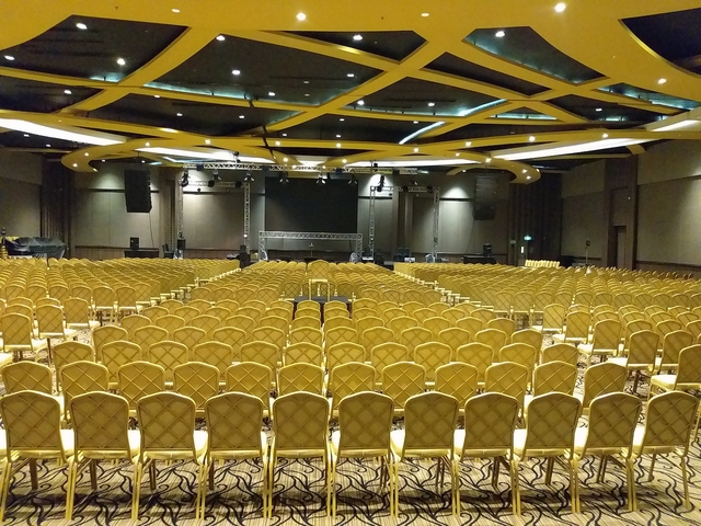 gandaria city hall affordable big seminar space jakarta