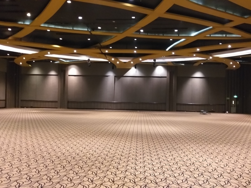 gandaria city hall big space with 2500 capacity jakarta