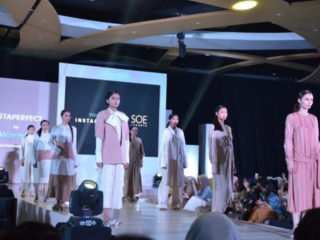 gandaria city hall unique space for fashion show jakarta