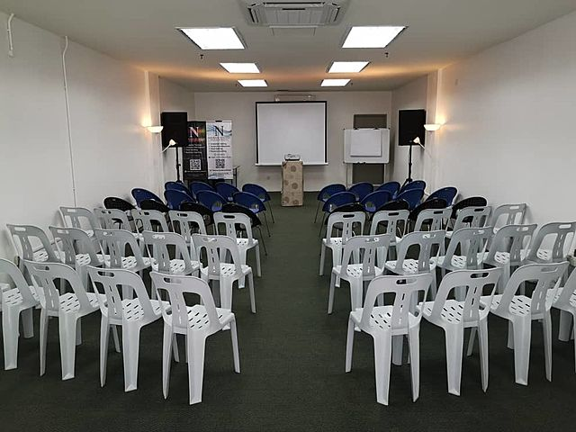Newwave academy corporate training event space medium
