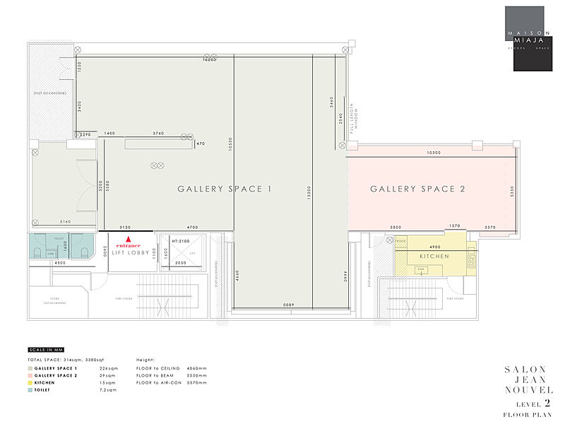 layout for event