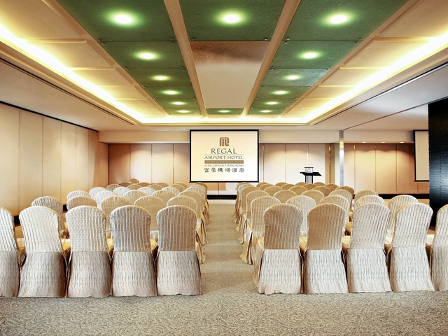 regal airport hotel conference event function hall