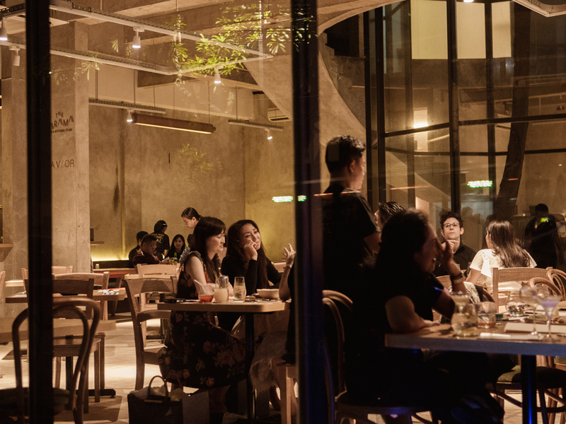 savior of pakubuwono unusual restaurant for dinner jakarta