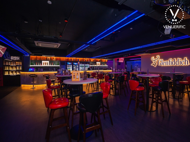 major99 bar singapore for 300 pax event space