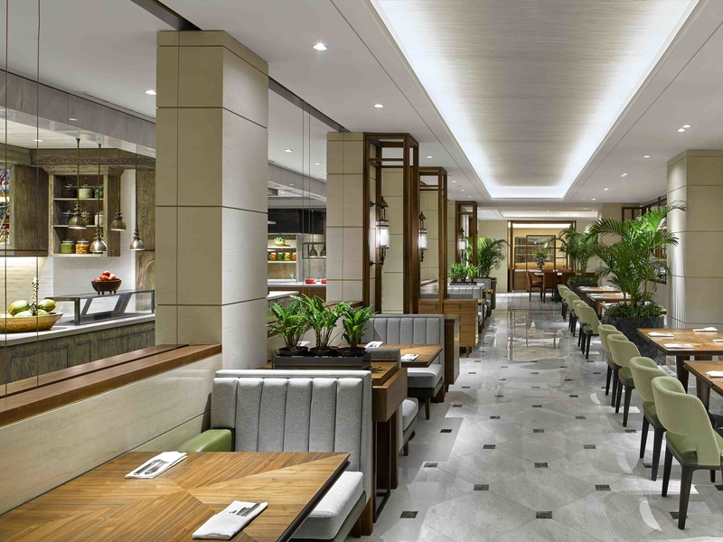 grand cafe tempat arisan baru jakarta pusat