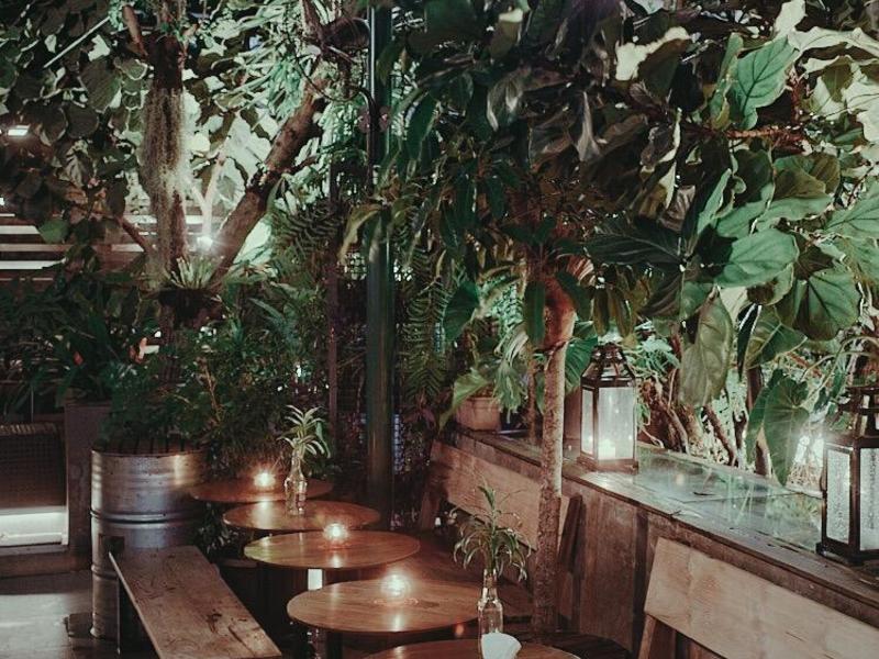 the awan lounge affordable romantic dinner restaurant central jakarta