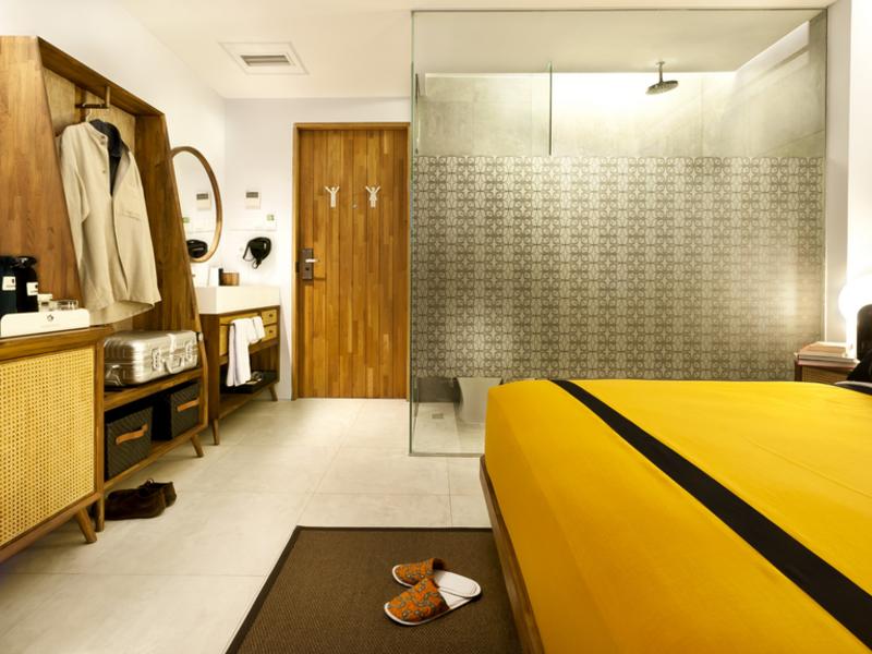 the awan lounge best staycation place central jakarta
