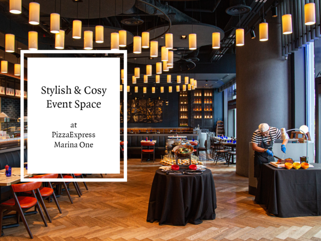 stylist and cosy event space singapore