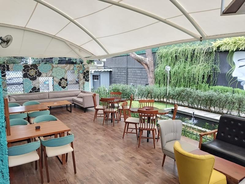 brizola restaurant with outdoor space jakarta