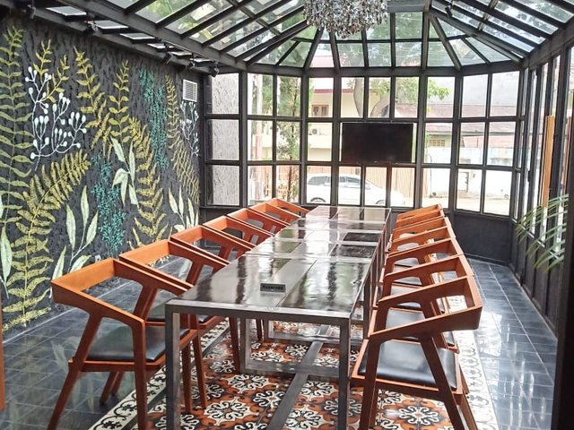 brizola restaurant with private room jakarta