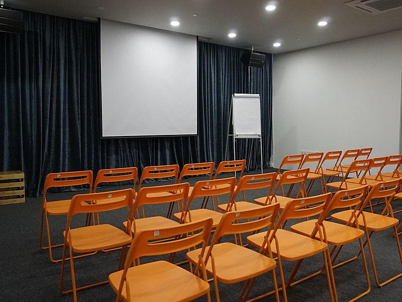 reactor campus meeting room