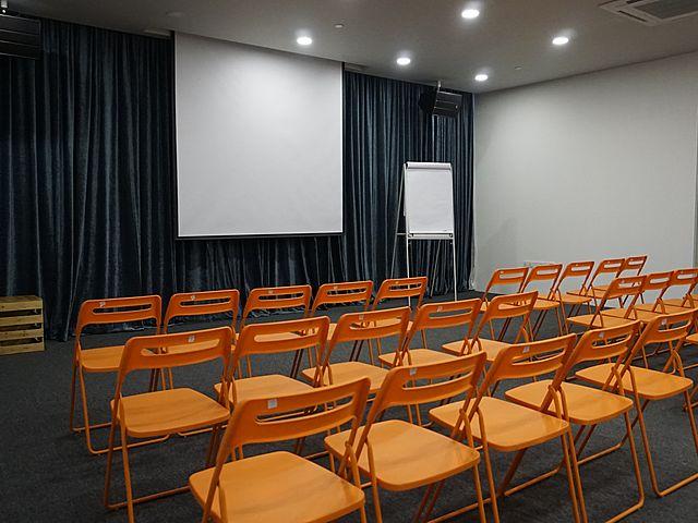 reactor campus meeting room