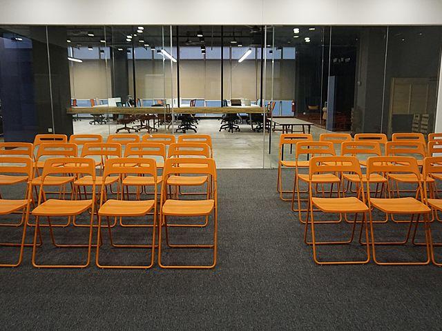 reactor campus event venue training