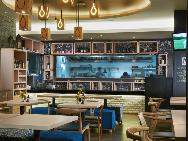 roca restaurant bar artotel surabaya rent artsy event venue