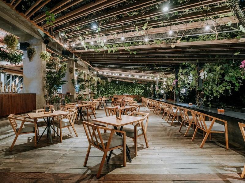 lidah lokal artotel sanur bali hottest place for party