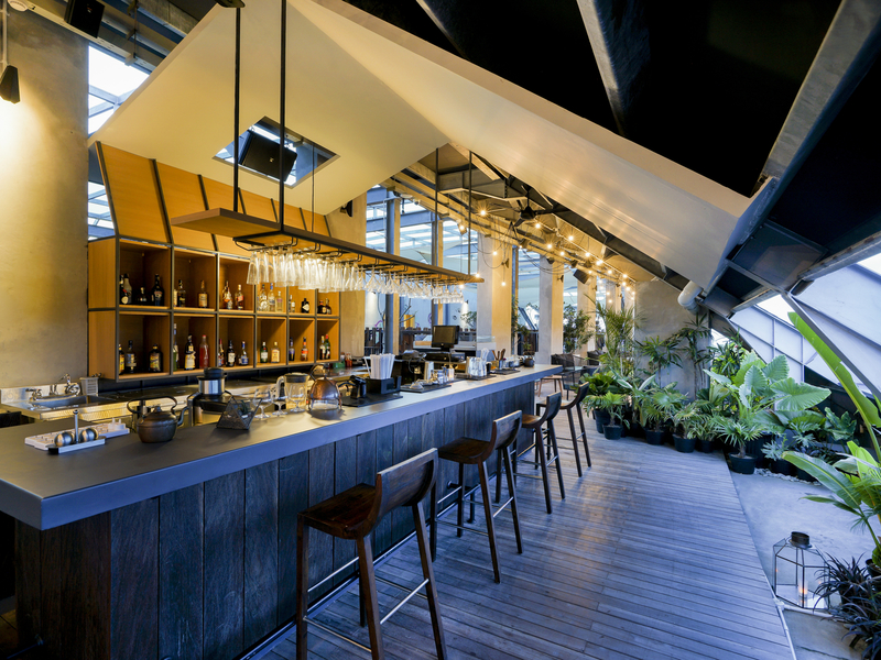 bart artotel sanur bali event space rooftop