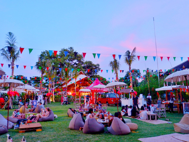 artotel beach club sanur bali cool year end party idea