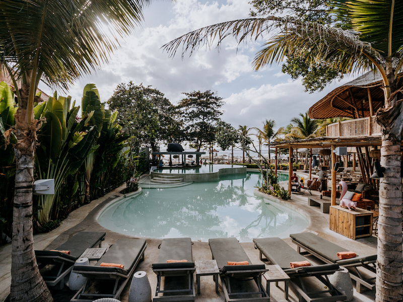 artotel beach club sanur bali private event space with pool