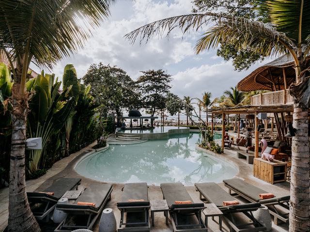 artotel beach club sanur bali private event space with pool