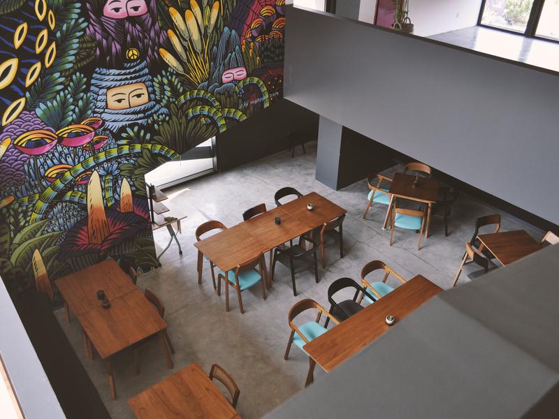 fat elephant restaurant artotel gajahmada semarang artsy event venue