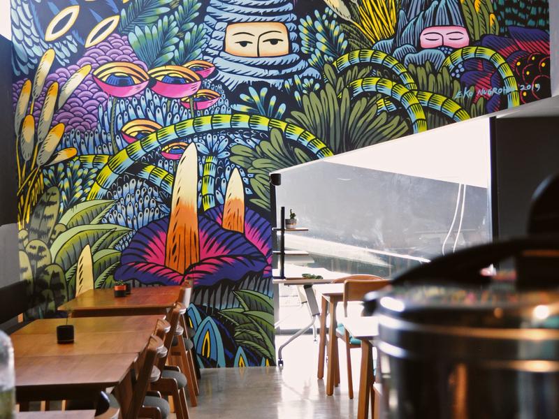 fat elephant restaurant artotel gajahmada semarang best place for lunch