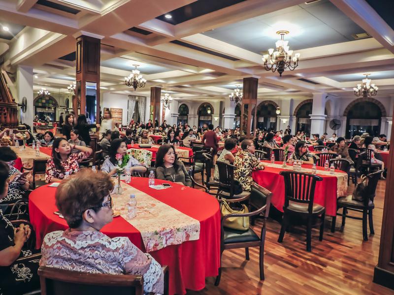 grand baruna ballroom batavia marina sunda kelapa port venue with high ceiling jakarta