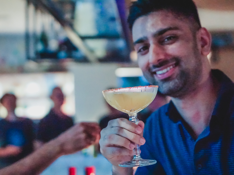 ay slide bar artotel yogyakarta sewa tempat acara unik