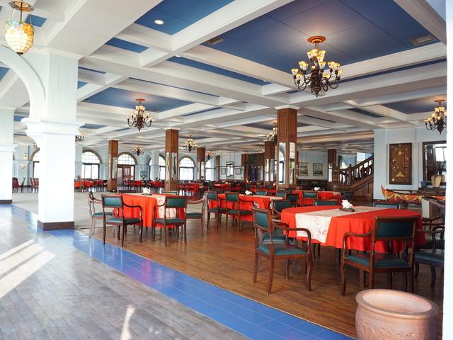 grand baruna ballroom batavia marina sunda kelapa port dutch style restaurant jakarta