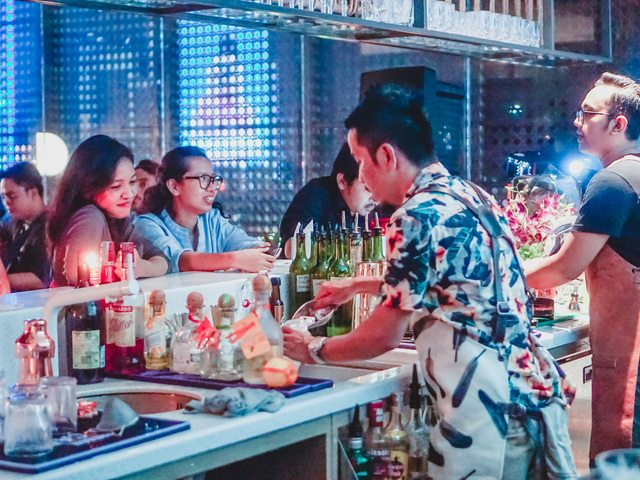 ay slide bar artotel yogyakarta networking event space