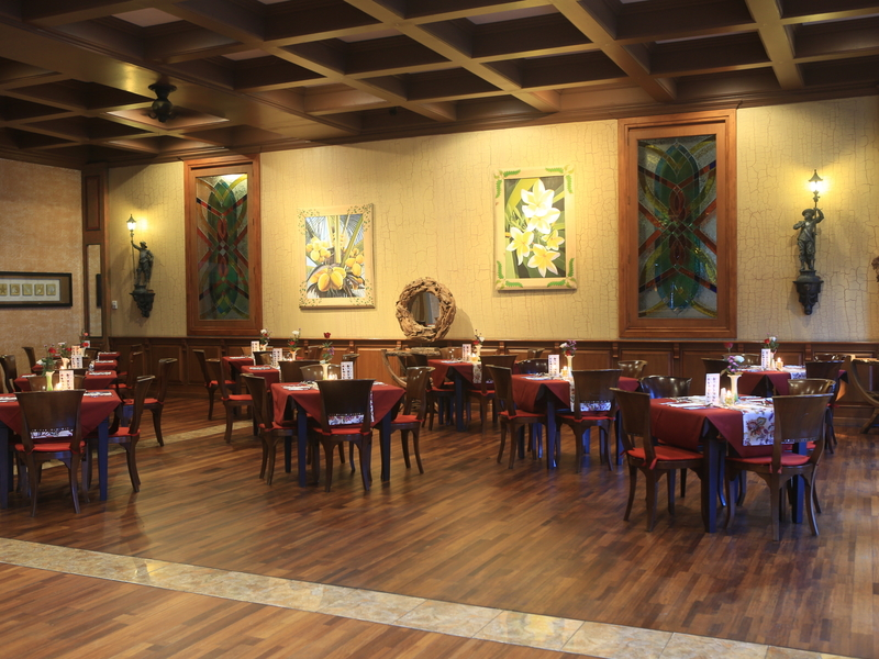marco polo marina garden batavia marina sunda kepala port corporate lunch event north jakarta