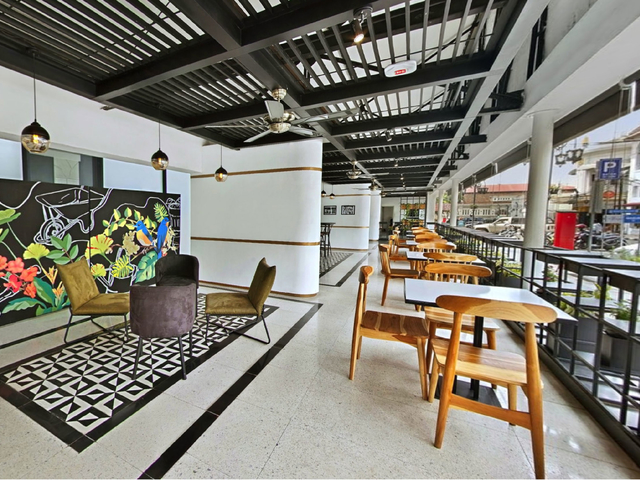 b10 cafe de braga bandung artsy place for casual meeting