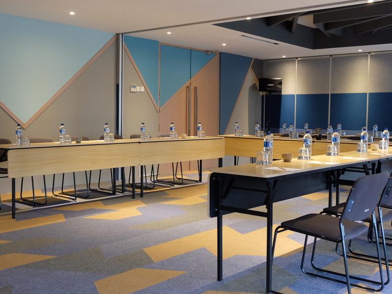 meetspace alpines batu press conference event venue