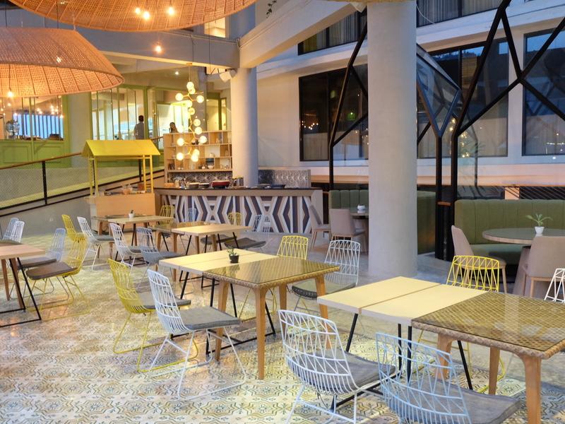 sangkar restaurant alpines batu unique event space