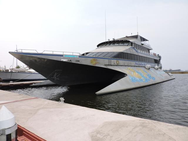 quicksilver cruise jakarta batavia marina sunda kelapa port private unique event space