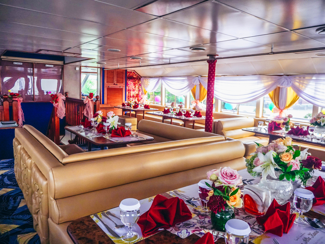 quicksilver cruise jakarta batavia marina sunda kelapa port wedding by the sea