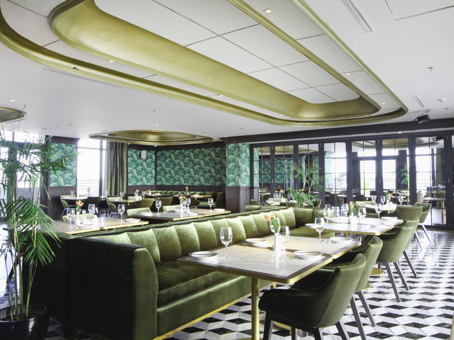sixty resto bar goodrich suites jakarta selatan tempat seminar unik