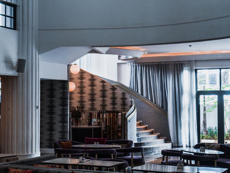 gallery lounge goodrich suites jakarta product launch venue