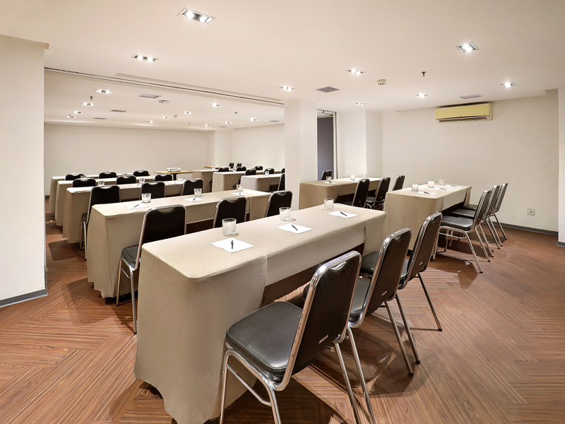 meetspace artotel wahid hasyim jakarta function room for rent