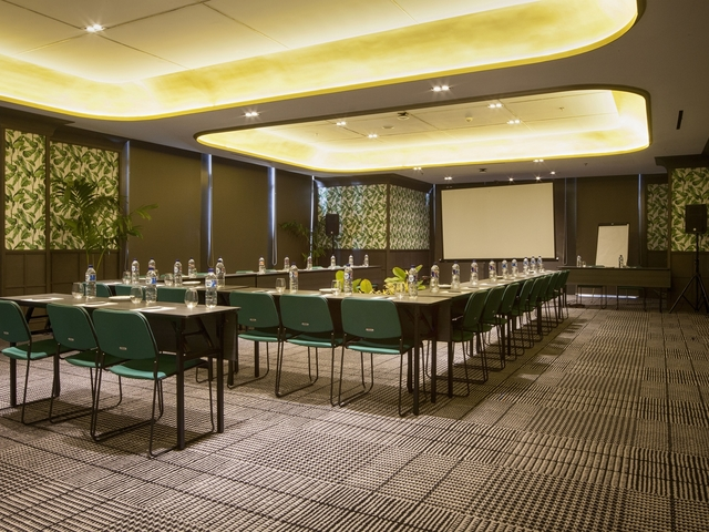 meetspace goodrich suites jakarta product launch event space