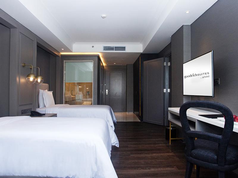 meetspace goodrich suites jakarta rent venue for party