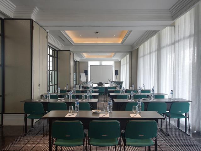 Meetspace goodrich suites jakarta best year end party idea medium