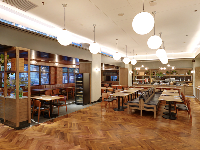 bang bang restaurant bar artotel wahid hasyim jakarta meeting lunch space
