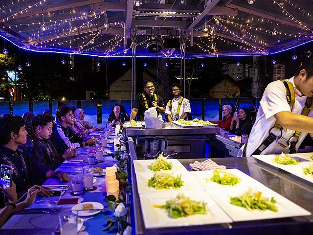 skyland bukit bintang must try restaurants kuala lumpur