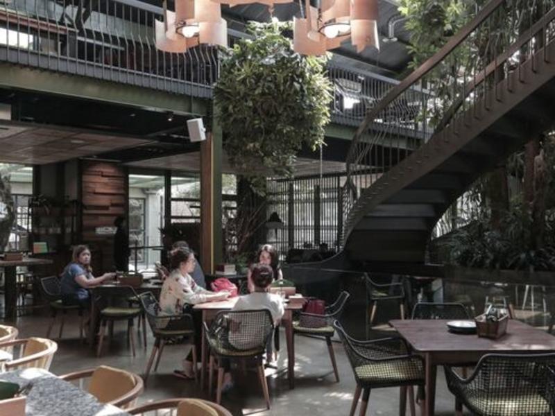 kayu kayu restaurant tempat ulang tahun di tangerang