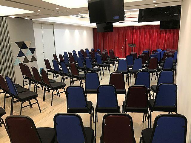 triune hall menara 2 kl eco city kuala lumpur best event space meeting