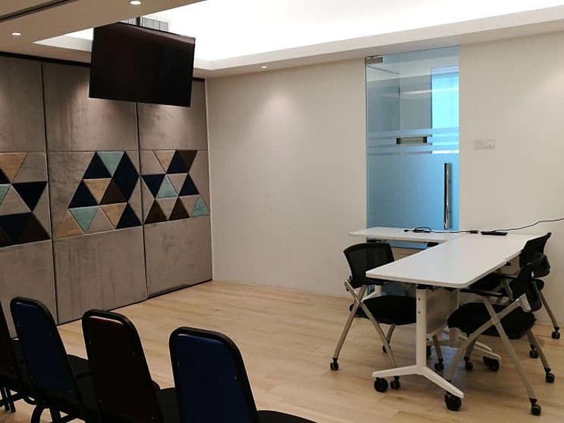 triune hall menara 2 kl eco city kuala lumpur client meeting space